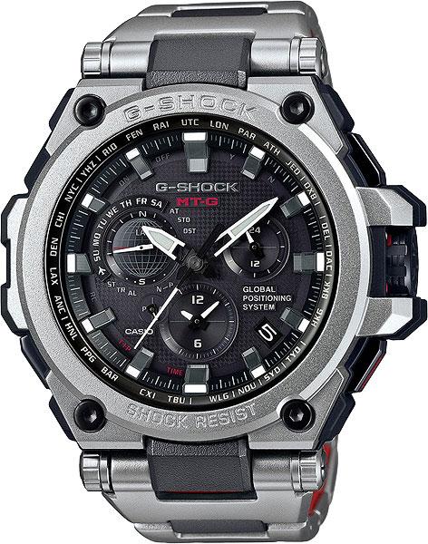 Мужские часы Casio MTG-G1000RS-1A