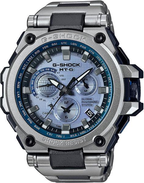 Мужские часы Casio MTG-G1000RS-2A