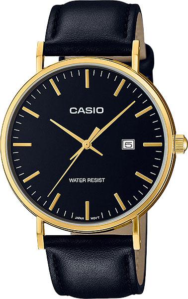 Мужские часы Casio MTH-1060GL-1A casio часы casio mth 1060gl 1a коллекция analog