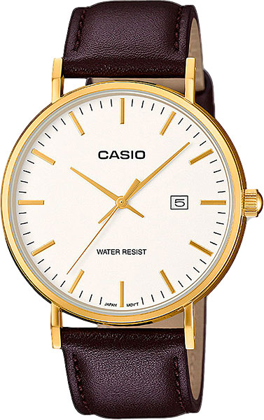 Мужские часы Casio MTH-1060GL-7A casio sheen multi hand shn 3013d 7a