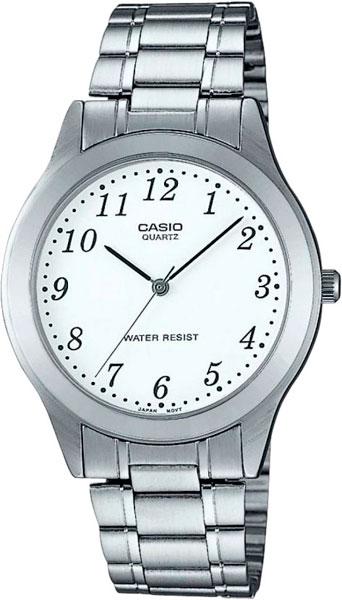 Мужские часы Casio MTP-1128PA-7B часы наручные casio часы baby g ba 120tr 7b