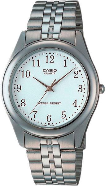 Мужские часы Casio MTP-1129PA-7B-ucenka casio mtp v006l 7b
