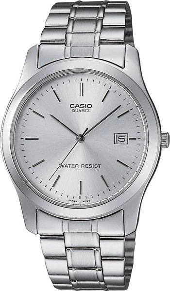 Мужские часы Casio MTP-1141PA-7A casio sheen multi hand shn 3013d 7a