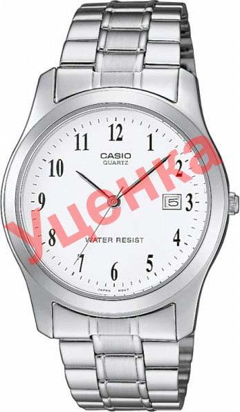 Мужские часы Casio MTP-1141PA-7B-ucenka наручные часы casio mtp 1141pa 7a