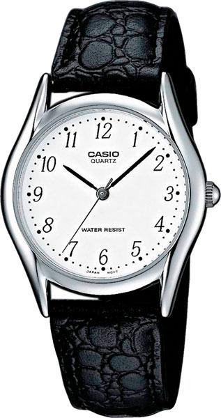 Мужские часы Casio MTP-1154PE-7B часы casio collection mtp 1154pe 7b grey black