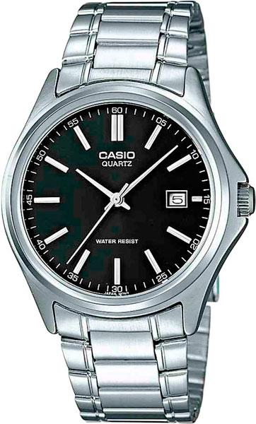 Мужские часы Casio MTP-1183PA-1A все цены