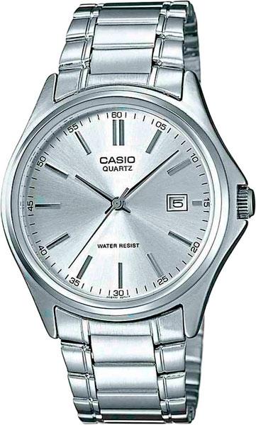 Мужские часы Casio MTP-1183PA-7A часы casio mtp 1374d 5a
