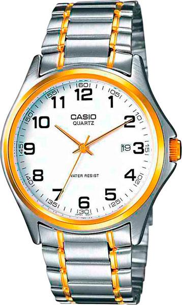 Мужские часы Casio MTP-1188PG-7B часы casio mtp 1377l 5a