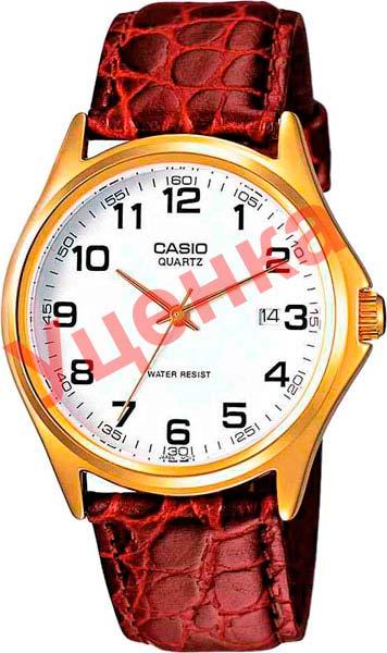 Мужские часы Casio MTP-1188PQ-7B-ucenka цена