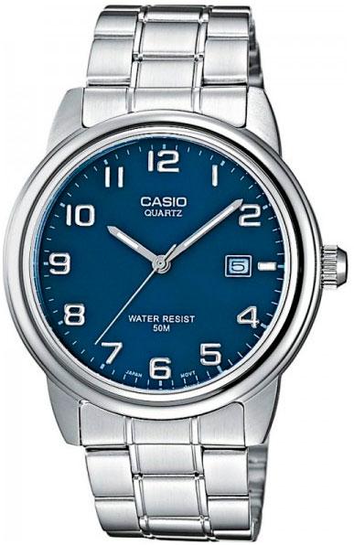 Мужские часы Casio MTP-1221A-2A casio mtp 1221a 1a