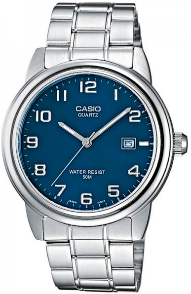 все цены на  Мужские часы Casio MTP-1221A-2A  онлайн