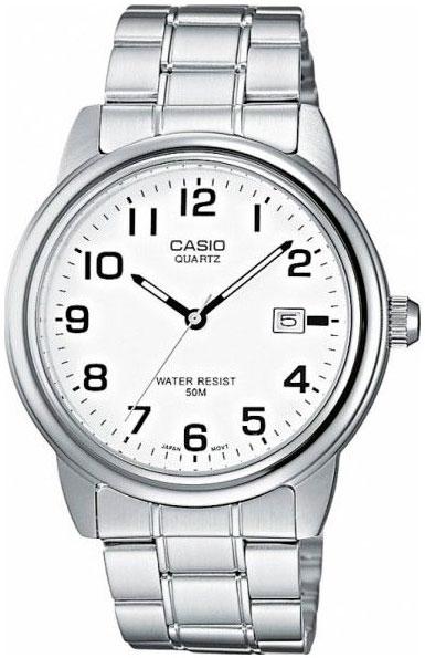 Мужские часы Casio MTP-1221A-7B casio bga 133 7b