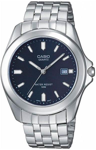 Мужские часы Casio MTP-1222A-1A casio mtp vs02g 1a