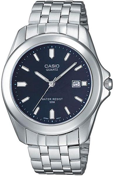 Мужские часы Casio MTP-1222A-2A casio casio mtp e307d 2a