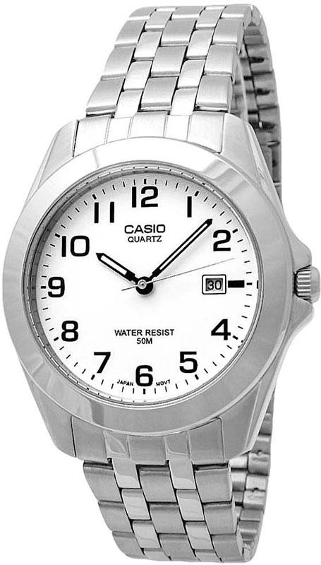 Мужские часы Casio MTP-1222A-7B часы casio mtp 1222a 7b