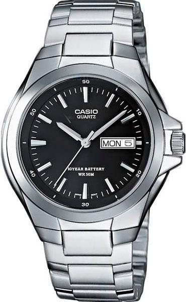 Мужские часы Casio MTP-1228D-1A часы casio mtp 1374d 5a