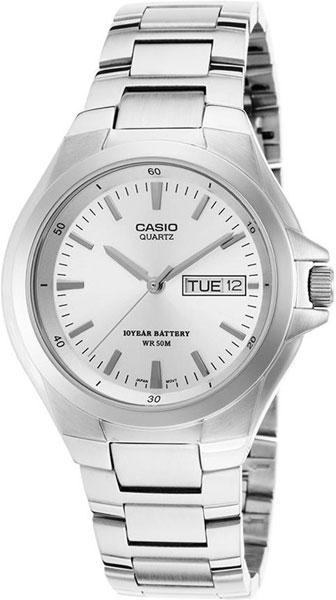 Мужские часы Casio MTP-1228D-7A casio часы casio mtp 1228d 7a коллекция analog