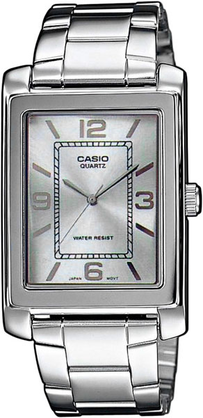 Мужские часы Casio MTP-1234PD-7A casio sheen multi hand shn 3013d 7a