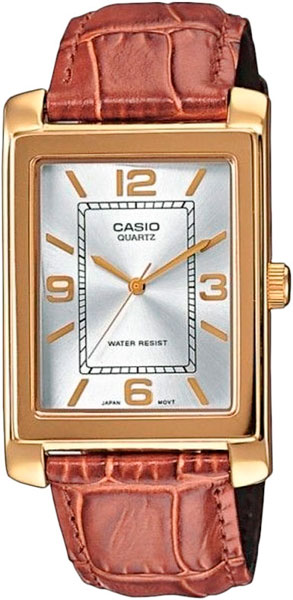 Мужские часы Casio MTP-1234PGL-7A casio sheen multi hand shn 3013d 7a