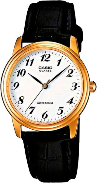 Мужские часы Casio MTP-1236PGL-7B часы casio mtp 1374d 5a