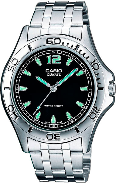 Мужские часы Casio MTP-1258PD-1A рюкзак david jones david jones da919bwzgc26