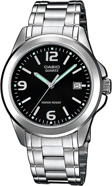 Мужские часы Casio MTP-1259PD-1A casio mtp 1259pd 1a