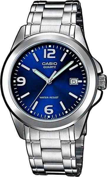 Мужские часы Casio MTP-1259PD-2A casio mtp 1259pd 2a