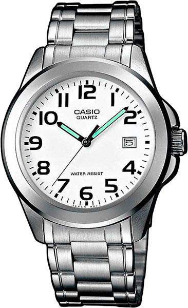 Мужские часы Casio MTP-1259PD-7B мужские часы casio mtp 1259pd 2a