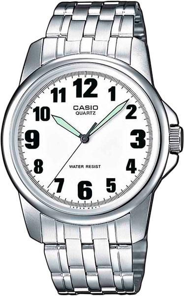 Мужские часы Casio MTP-1260PD-7B часы наручные casio часы baby g ba 120tr 7b