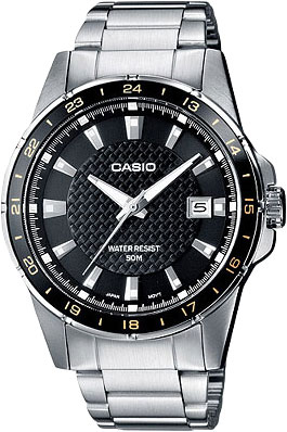 Мужские часы Casio MTP-1290D-1A2 все цены