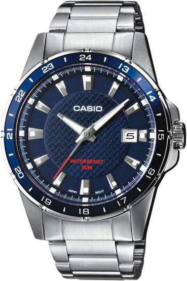 Мужские часы Casio MTP-1290D-2A цена и фото