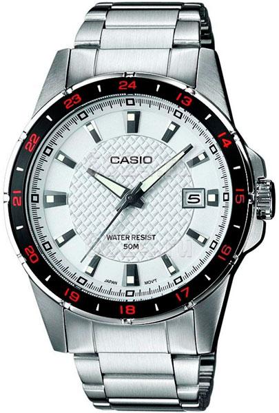 Мужские часы Casio MTP-1290D-7A casio sheen multi hand shn 3013d 7a
