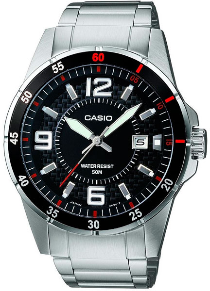 Мужские часы Casio MTP-1291D-1A1 все цены