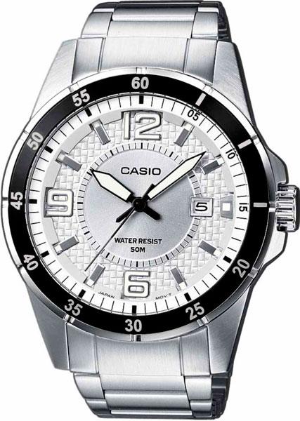 Мужские часы Casio MTP-1291D-7A наручные часы casio mtp 1291d 7a