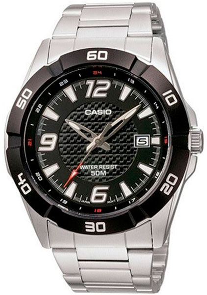 Мужские часы Casio MTP-1292D-1A casio mtp vs02g 1a