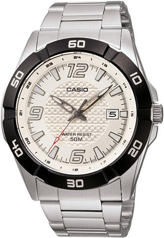 цена Мужские часы Casio MTP-1292D-7A онлайн в 2017 году