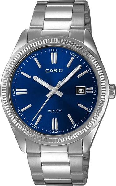 Мужские часы Casio MTP-1302PD-2A casio casio mtp e307d 2a