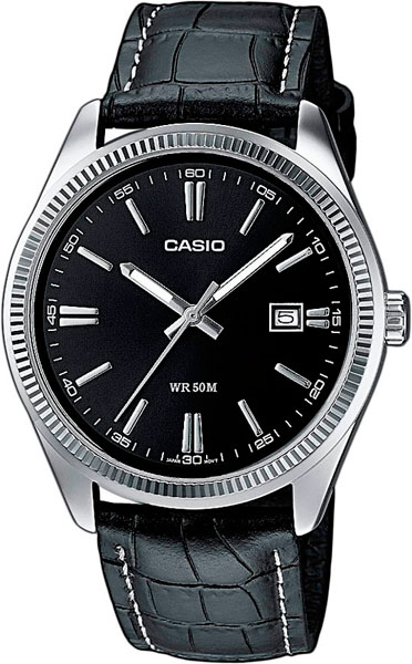 Мужские часы Casio MTP-1302PL-1A часы casio mtp 1374d 5a