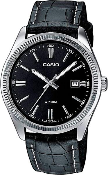 Мужские часы Casio MTP-1302PL-1A casio mtp 1302pl 7b