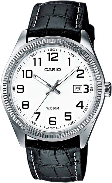 Мужские часы Casio MTP-1302PL-7B часы casio mtp 1377l 5a