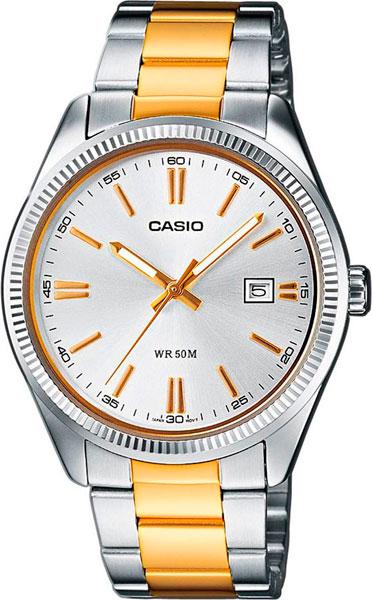 Мужские часы Casio MTP-1302PSG-7A все цены