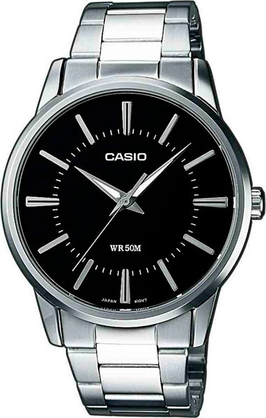 цена Мужские часы Casio MTP-1303PD-1A онлайн в 2017 году