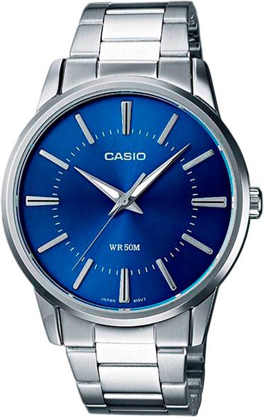 Мужские часы Casio MTP-1303PD-2A casio casio mtp e307d 2a