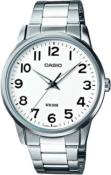 цена Мужские часы Casio MTP-1303PD-7B онлайн в 2017 году
