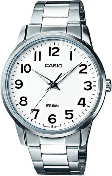 Мужские часы Casio MTP-1303PD-7B часы casio mtp 1377l 5a