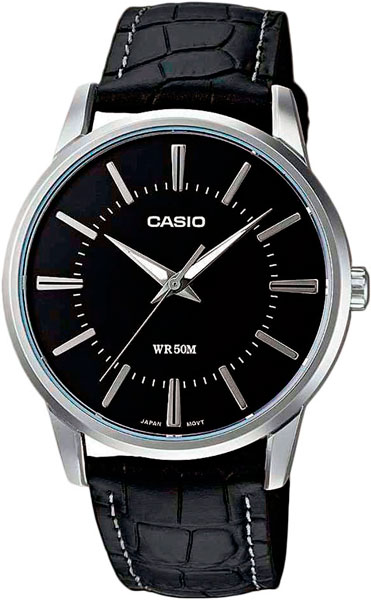 цена Мужские часы Casio MTP-1303PL-1A онлайн в 2017 году