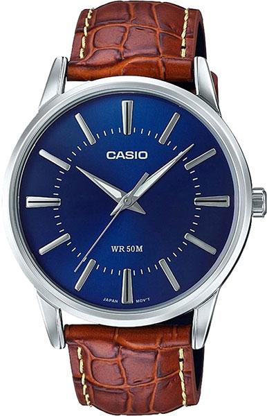 Мужские часы Casio MTP-1303PL-2A casio casio mtp e307d 2a