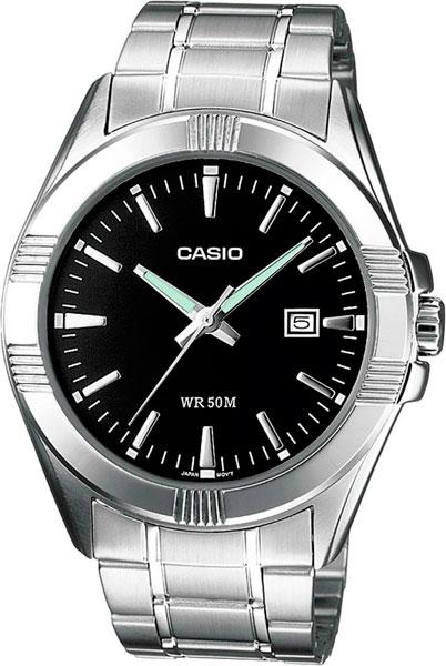 Мужские часы Casio MTP-1308PD-1A мужские часы casio mtp 1308pd 1a