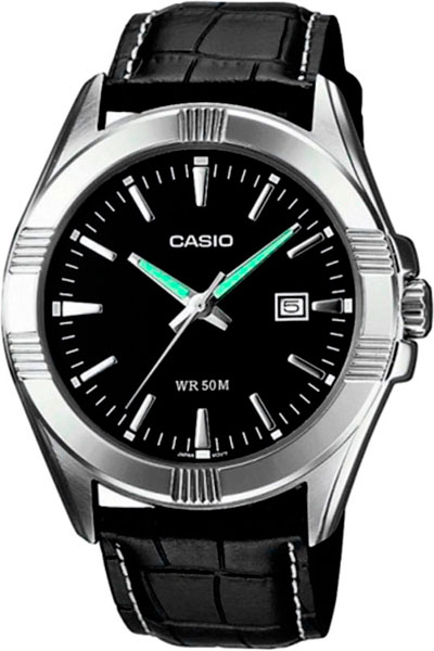 Мужские часы Casio MTP-1308PL-1A casio mtp vs02g 1a