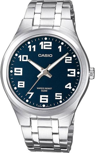 купить Мужские часы Casio MTP-1310PD-2B по цене 3990 рублей